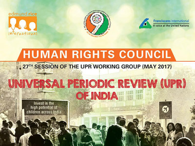 Universal Periodic Review of India 2017